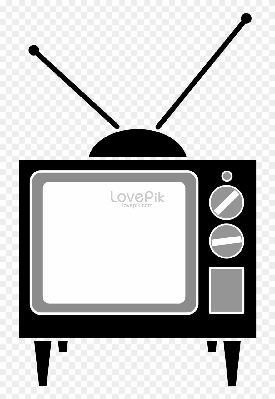 Tv Image Clip Art.