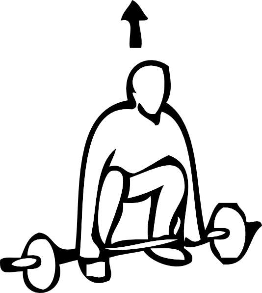 Weight clipart outline, Weight outline Transparent FREE for.