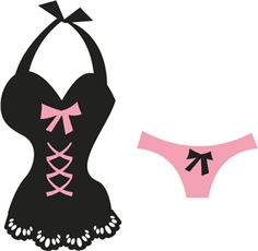Underwear clipart female underwear, Underwear female.