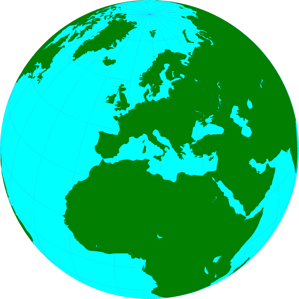 Transparent world globe clipart kid 2.