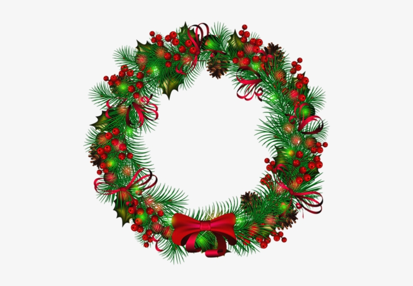Png Trees Wreaths.