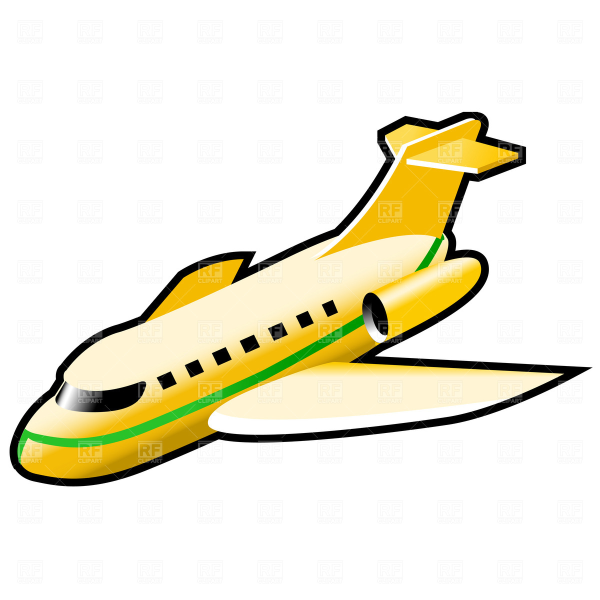 Airplane Clipart (627) Free Clipart Images — Clipartwork.