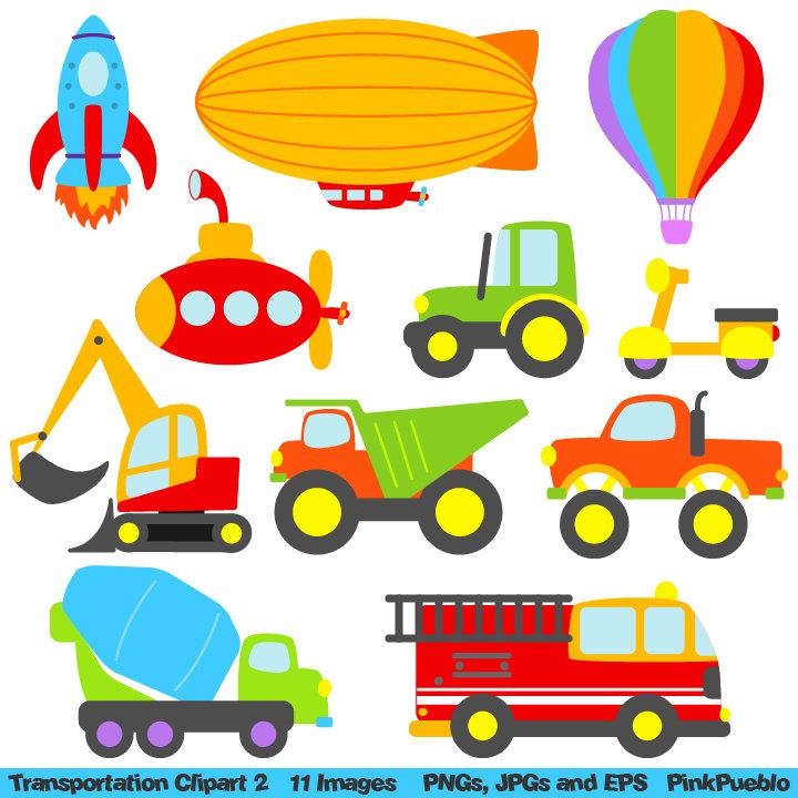 Transportation Clipart & Transportation Clip Art Images.