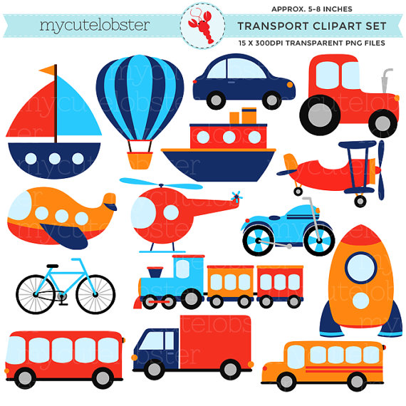 Transportation clipart free 9 » Clipart Station.