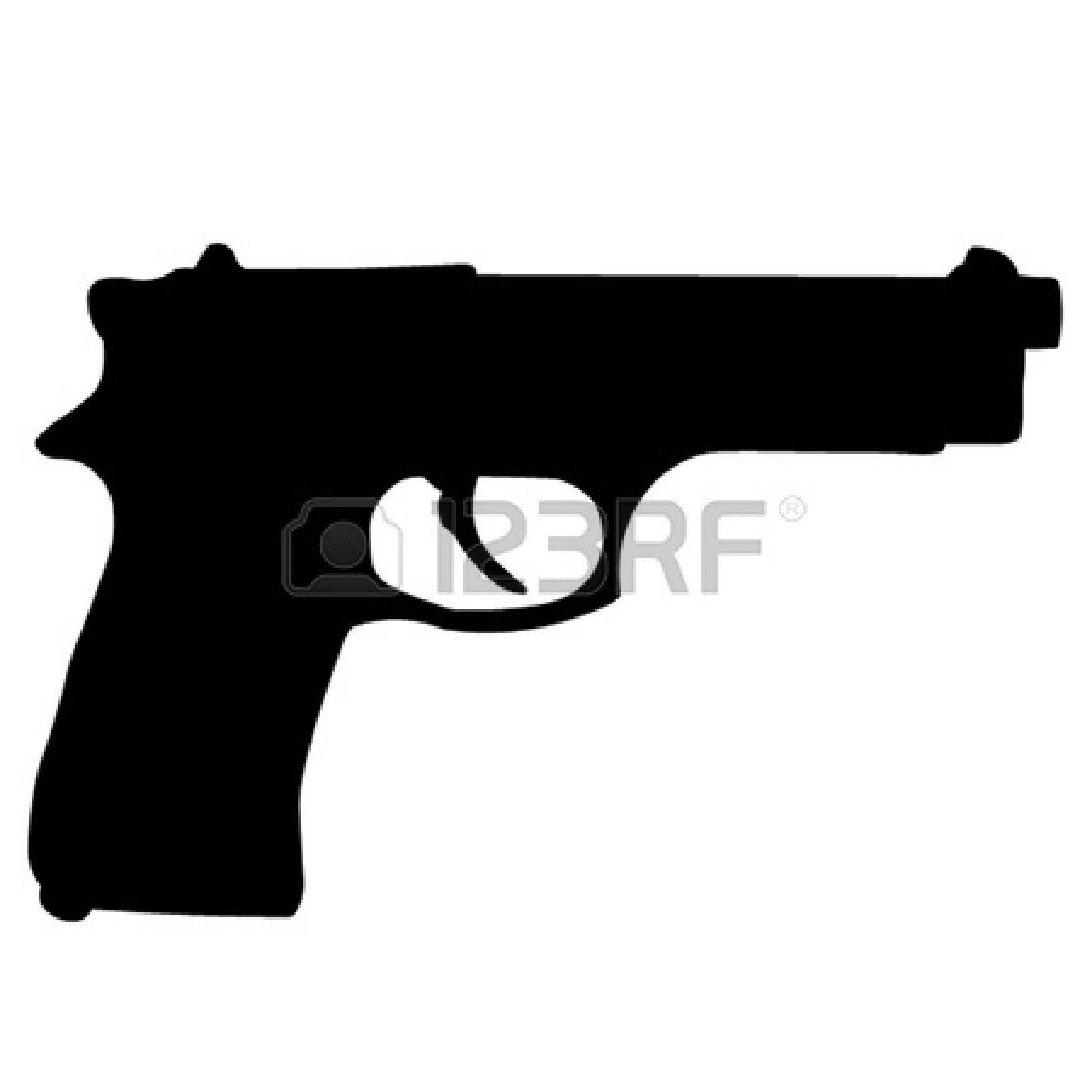 Gun Clipart Free Clip art of Gun Clipart #1554 — Clipartwork.