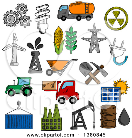refinery people clipart #20