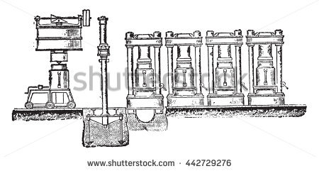 Presses Filter Vases With Transportable Vessel, Provision Of This.