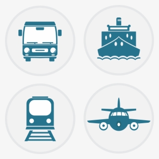 Free Transportation Clip Art with No Background.