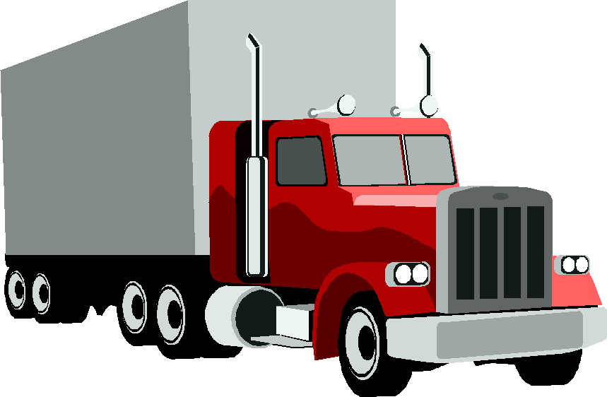 Clipart trucks transportation.