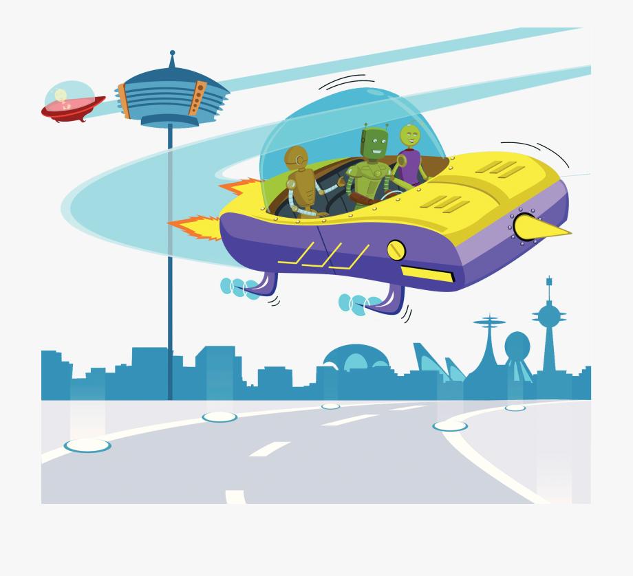 Future Transportation Clipart , Transparent Cartoon, Free.