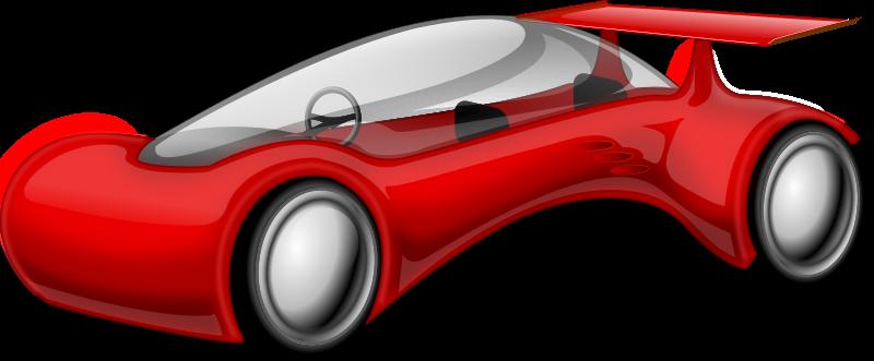 Future Transportation Clipart.
