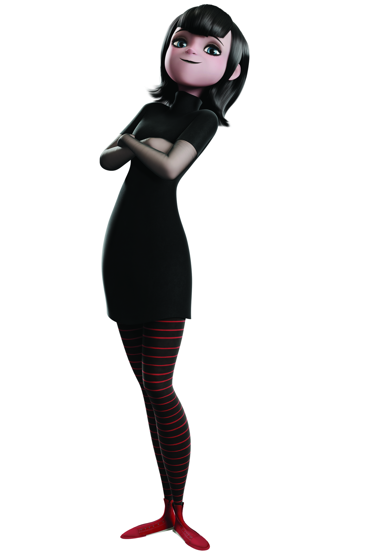 Mavis hotel transylvania clipart silhouette.