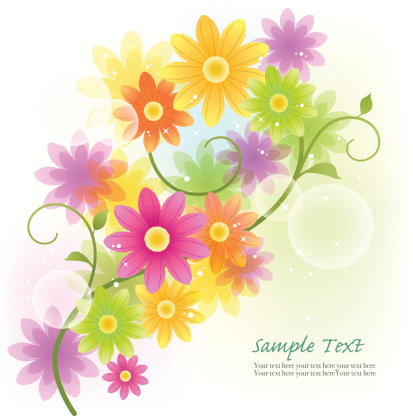 Transvaal Daisies Clip Art, Vector Images & Illustrations.