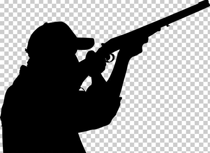 Shooting Sport Hunting Skeet Shooting Silhouette PNG.