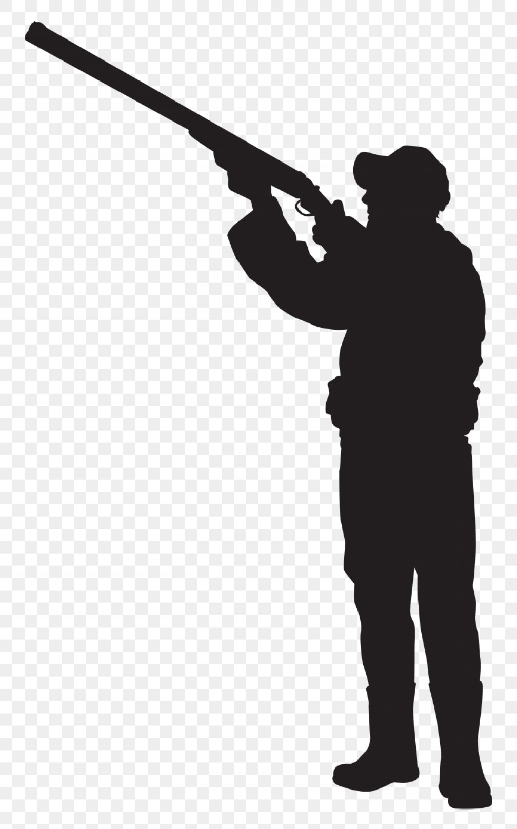 Hunting Clip Art Trap Shooting Clipart.