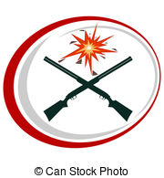 Trap shooting Clipart Vector and Illustration. 138 Trap shooting.