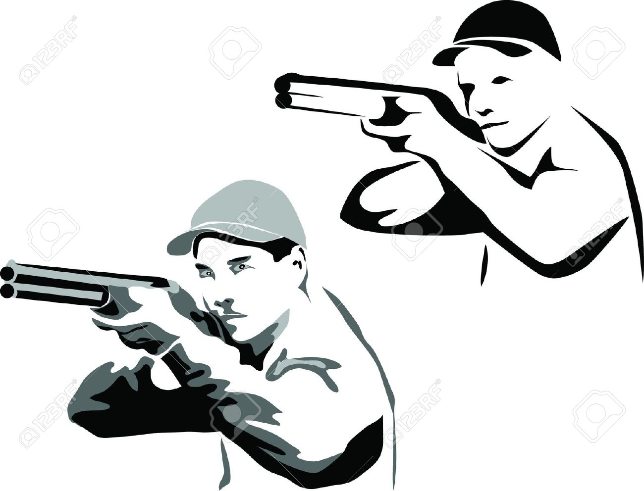 Images: Skeet Shooting Clipart.