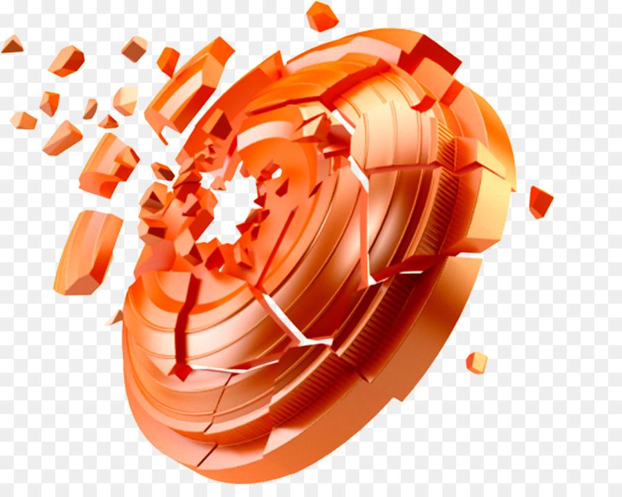 Orange Background clipart.