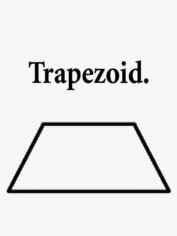Trapezium clipart Clipground