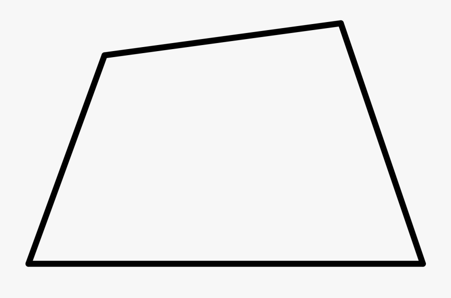 Transparent Trapezoid Png.
