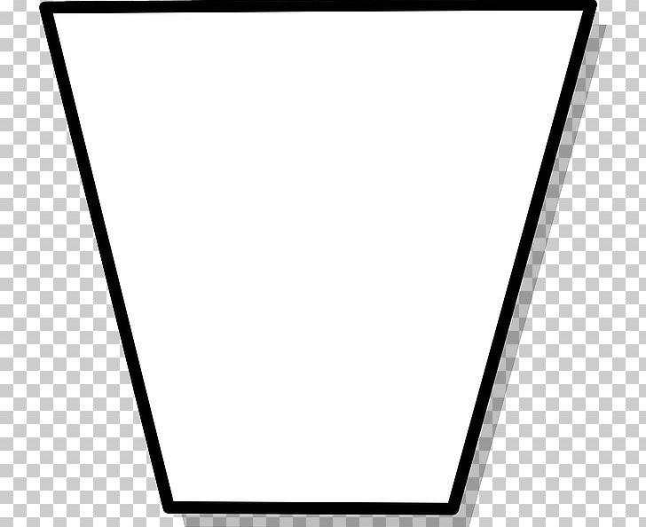 Trapezoid Shape PNG, Clipart, Angle, Area, Art, Black, Black.