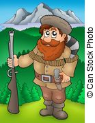 Trapper Illustrations and Clip Art. 367 Trapper royalty free.