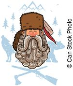 Trapper Illustrations and Clip Art. 364 Trapper royalty free.