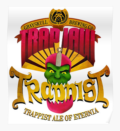 Trappist Beer: Posters.
