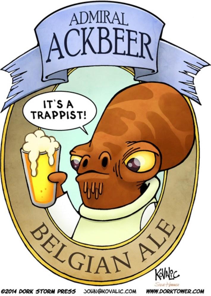 It's a Trappist!.