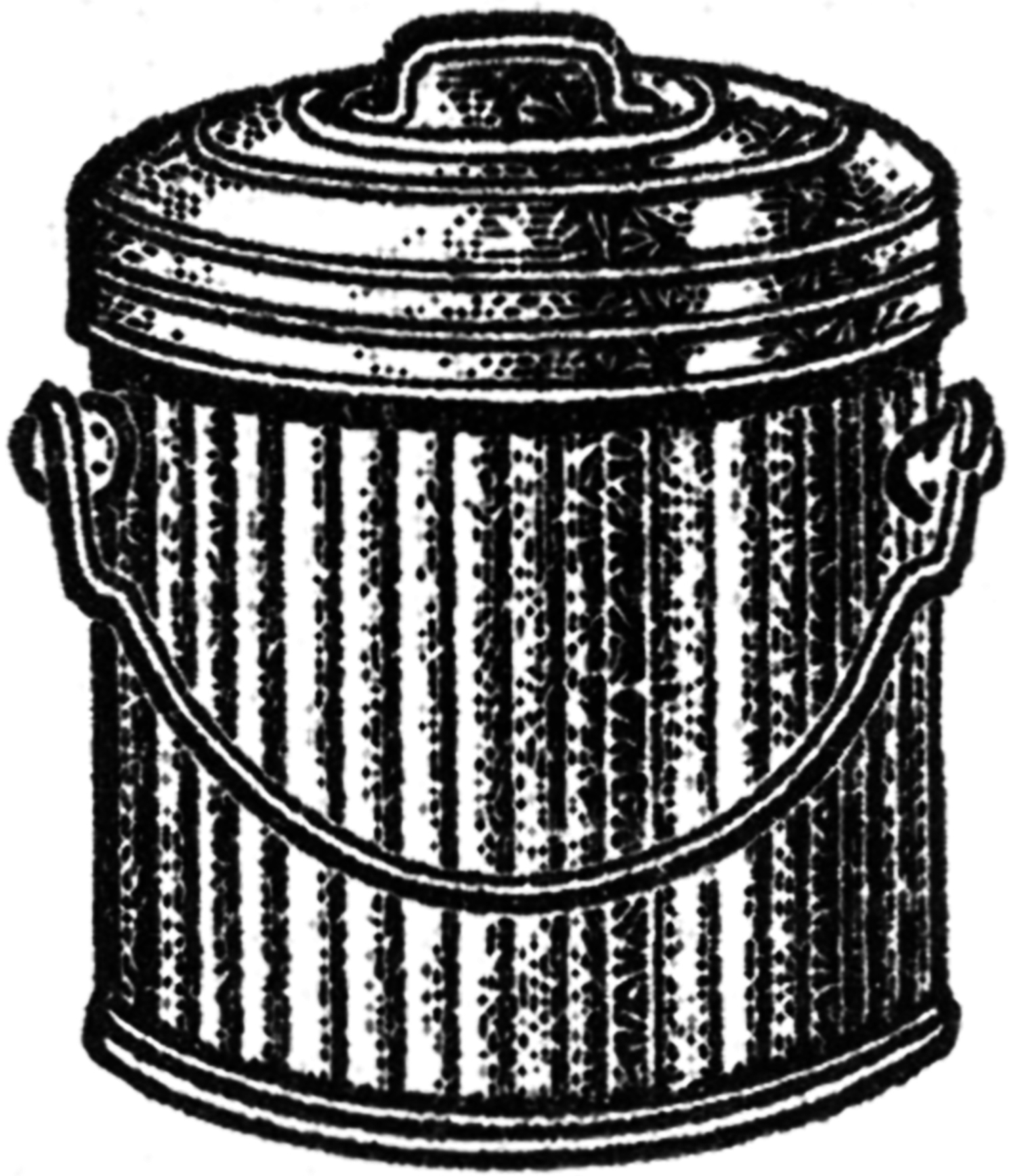 Trash Can Clip Art Images.