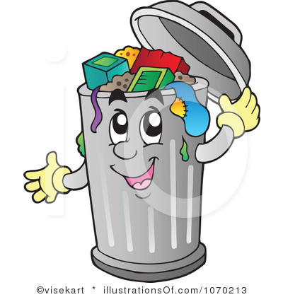 Trash Can Clip Art & Trash Can Clip Art Clip Art Images.