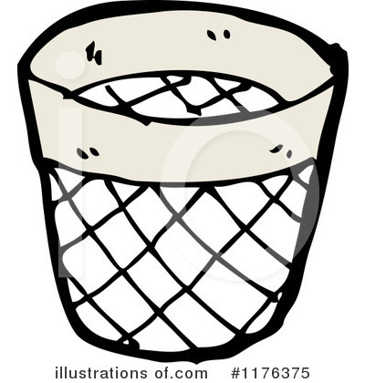 Trash Can Clipart #1176375.
