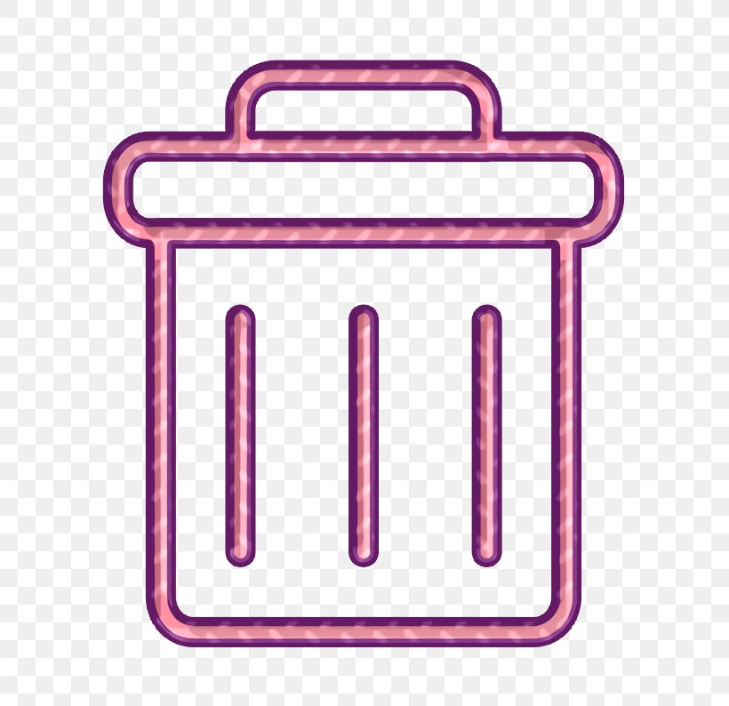 Delete Icon Trash Icon Trash Can Icon, PNG, 708x794px.