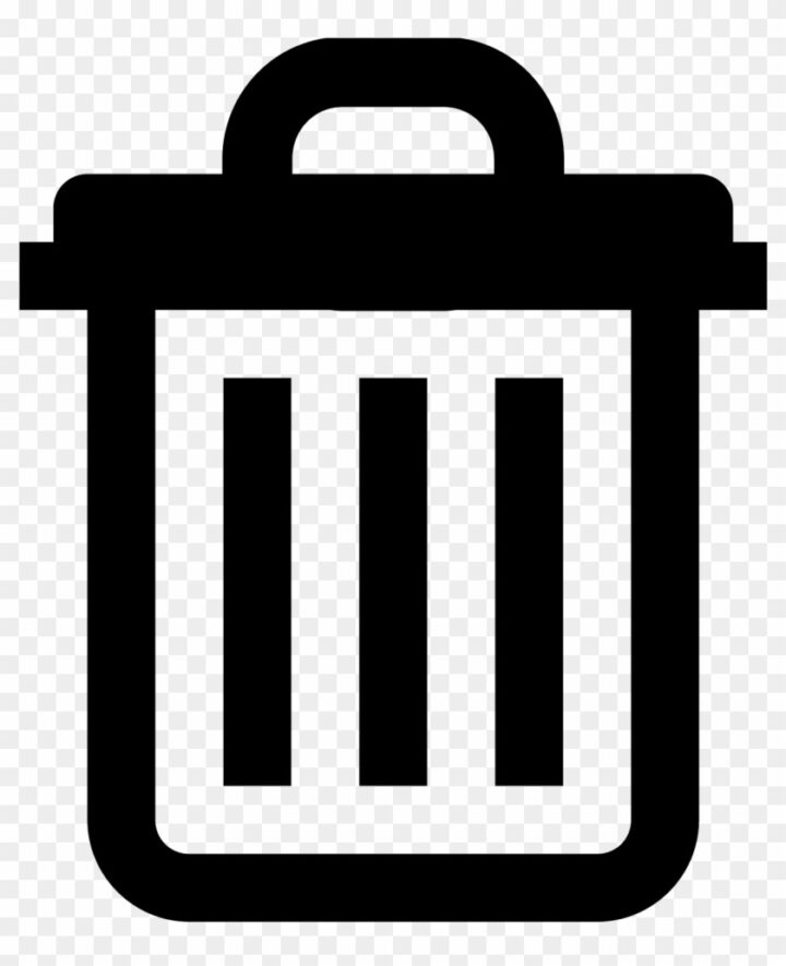 Clip Art Library Trash Can Icon Free Download Png And Icon.