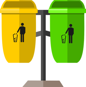 353 trash can clipart free.
