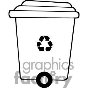 11 best images about Trash Cans & Garbage Trucks on Pinterest.