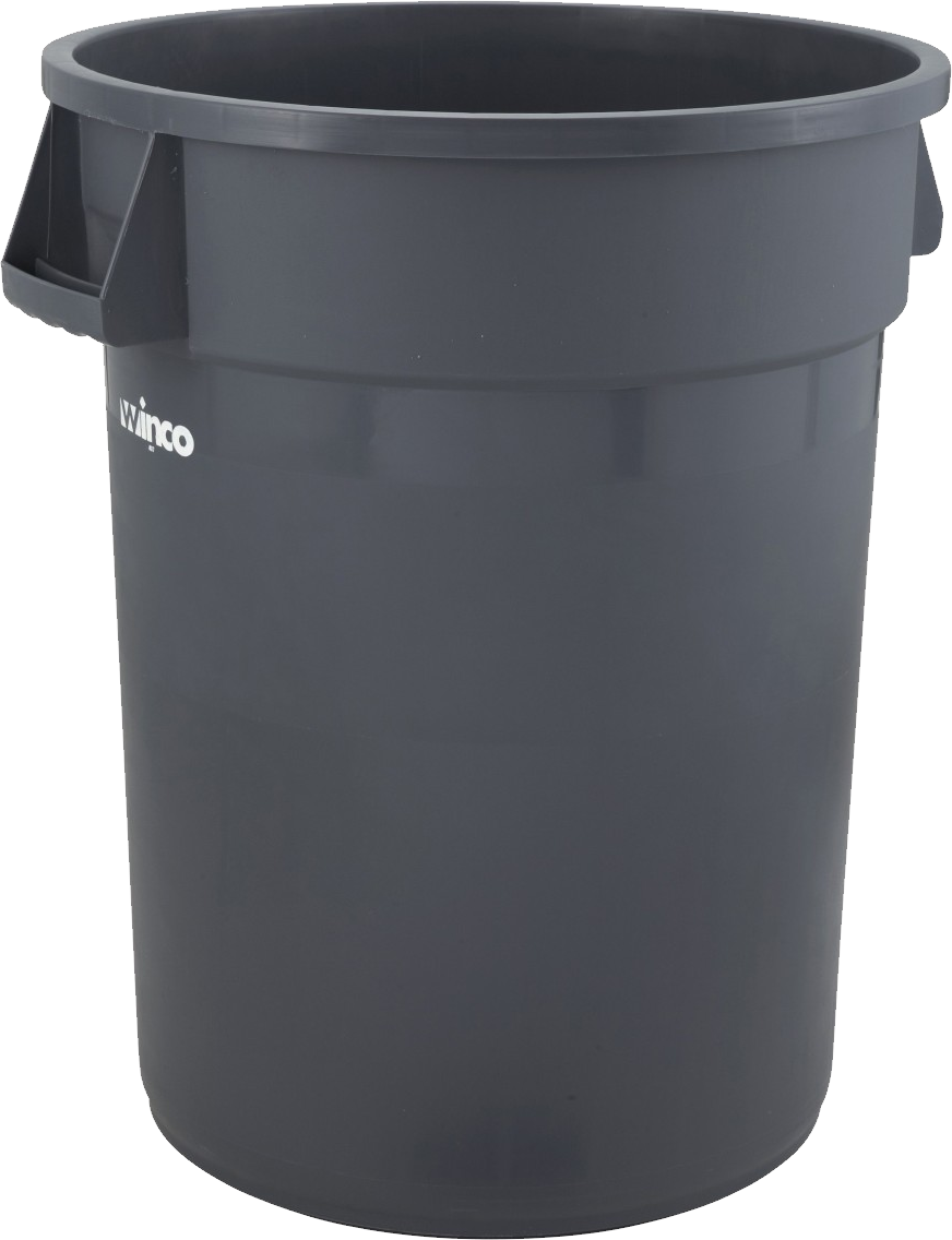 Trash Can PNG Image.