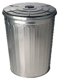 Trash Can PNG Transparent Images.