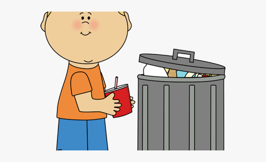 Classroom clipart garbage, Classroom garbage Transparent.