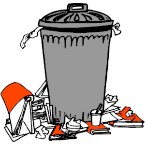 Garbage Clipart Png.