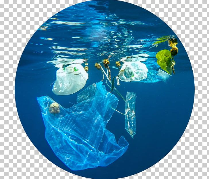 World Ocean Plastic Pollution Waste Marine Debris PNG.