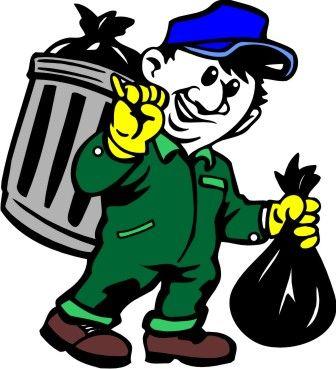 2258 Trash free clipart.