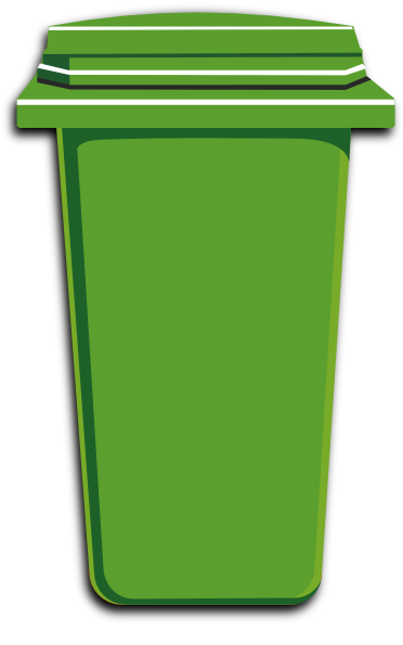 Free Download Of Garbage Bin Icon Clipart #10493.