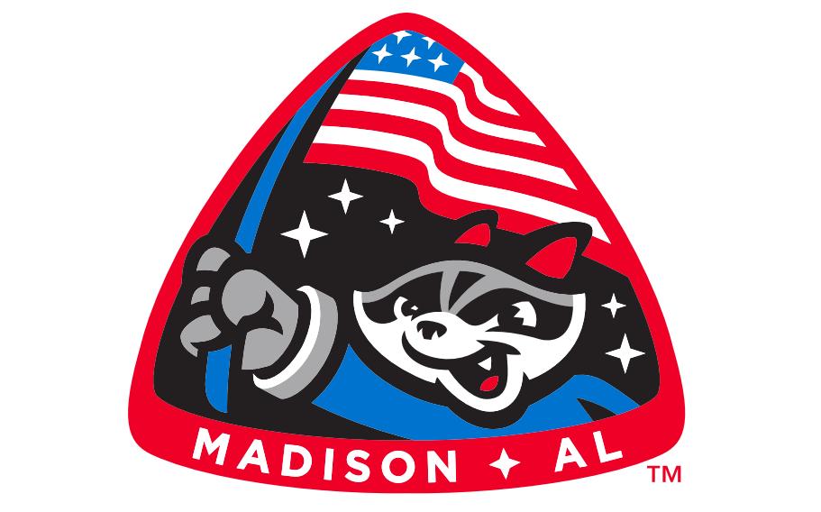Trash Pandas\' remove lid on team\'s logos.