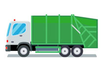 Trash Truck Clipart (96+ images in Collection) Page 1.