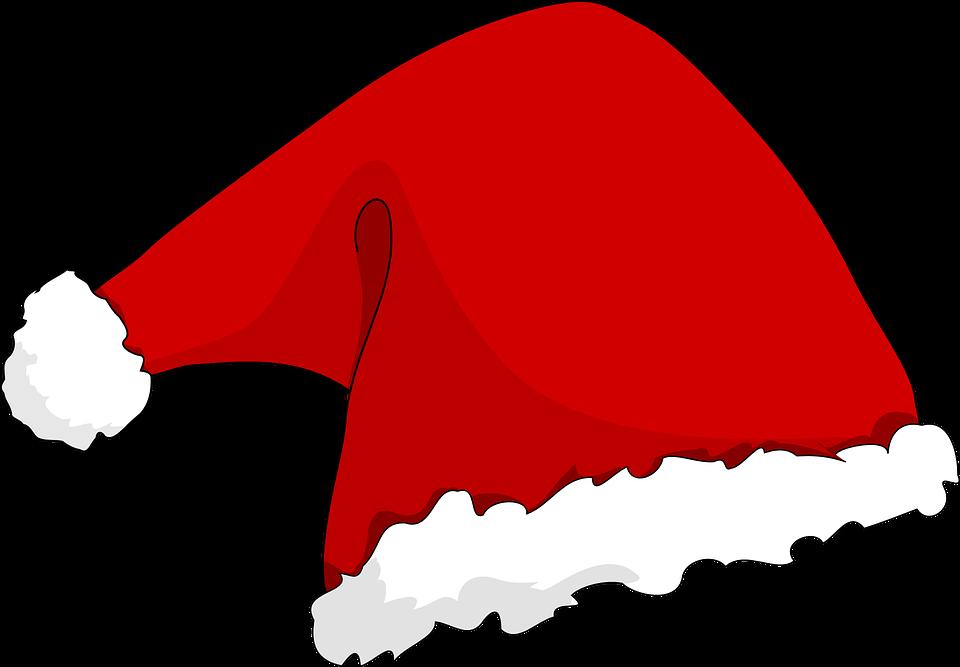 Santa, Hat.