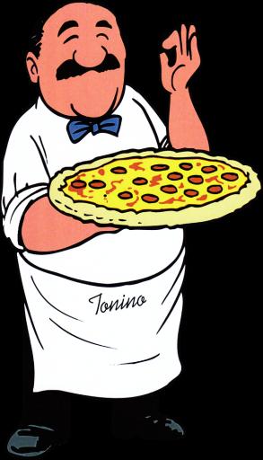 La Trattoria Da Tonino.