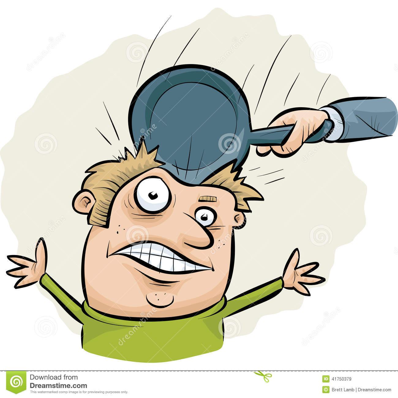 Traumatic brain injury clipart.