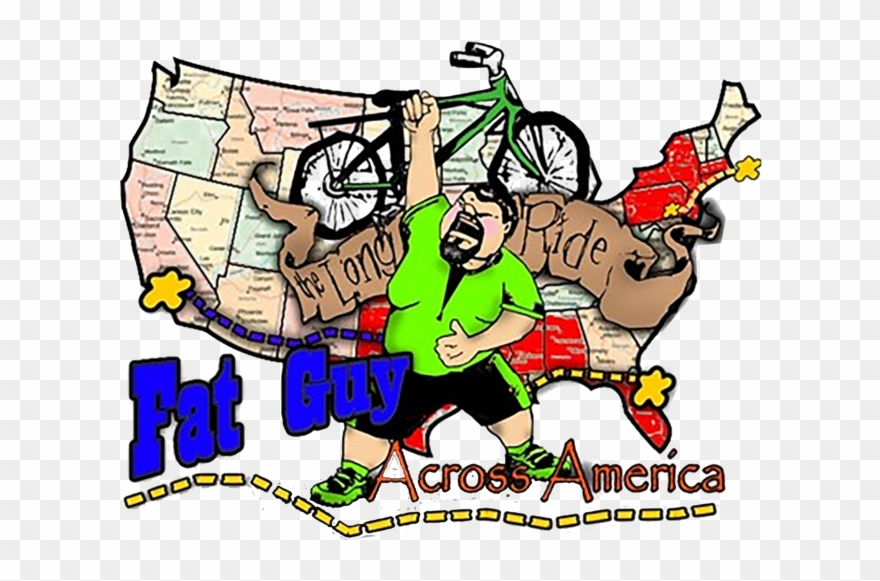 Fat Guy Across America Travel Picks.