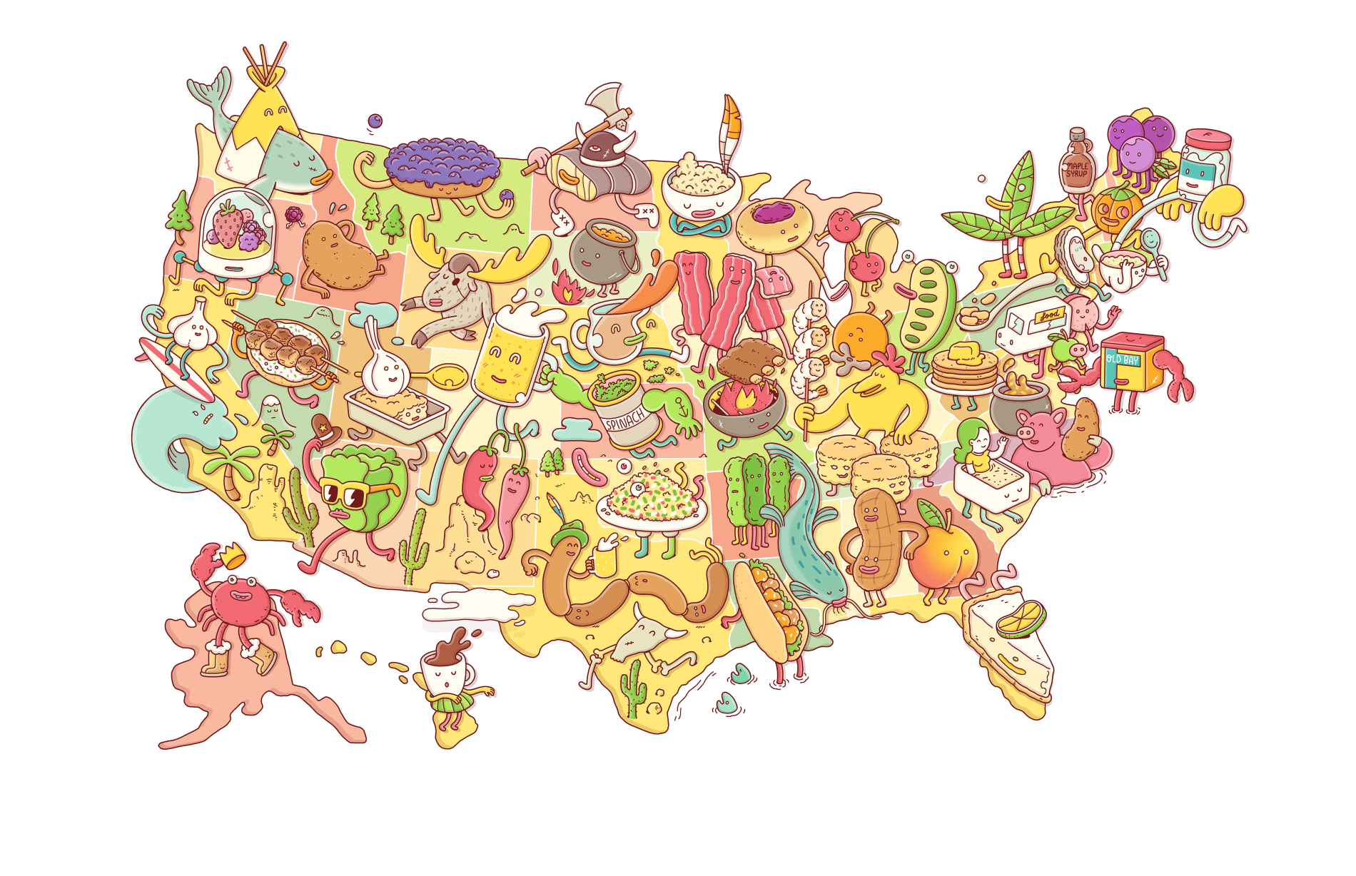 The Best Food Festival in Every U.S. State.